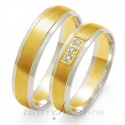 Snubní prsteny OE-33