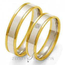 Snubní prsteny OE-35