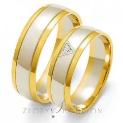 Snubní prsteny OE-37