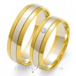 Snubní prsteny OE-38