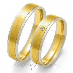 Snubní prsteny OE-86