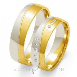 Snubní prsteny OE-92