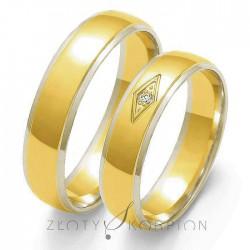 Snubní prsteny OE-118