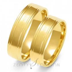 Snubní prsteny A-161