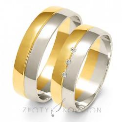 Snubní prsteny A-219