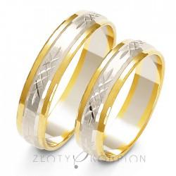 Snubní prsteny A-220
