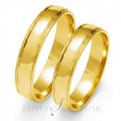 Snubní prsteny O-108