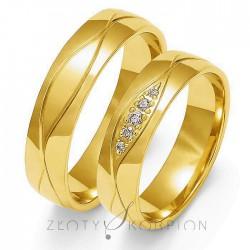 Snubní prsteny O-113