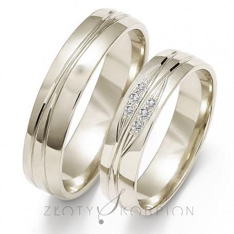 Snubní prsteny O-115