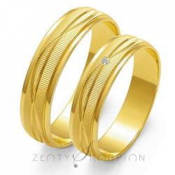 Snubní prsteny O-116