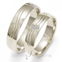 Snubní prsteny O-122