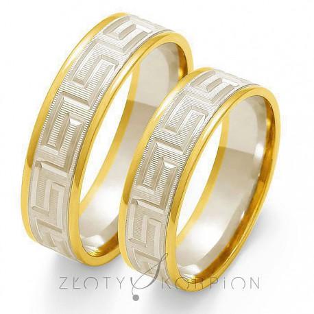 Snubní prsteny OE-188