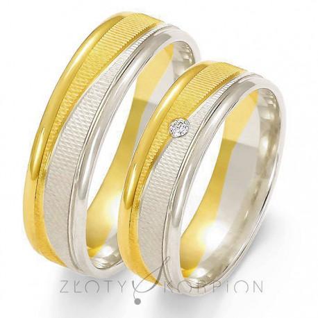 Snubní prsteny OE-189