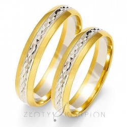 Snubní prsteny OE-192