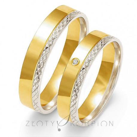 Snubní prsteny OE-199