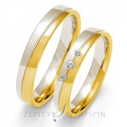 Snubní prsteny OE-200
