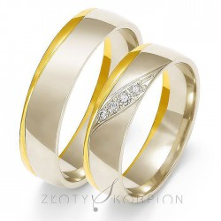 Snubní prsteny OE-207