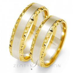 Snubní prsteny OE-213