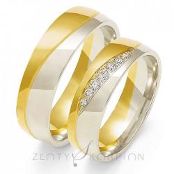 Snubní prsteny OE-216