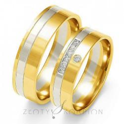 Snubní prsteny OE-217