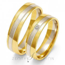 Snubní prsteny OE-219