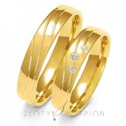 Snubní prsteny A-137