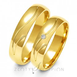 Snubní prsteny A-140
