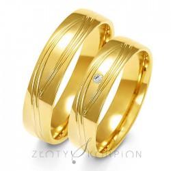 Snubní prsteny A-142