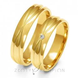 Snubní prsteny A-143