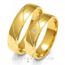 Snubní prsteny A-144
