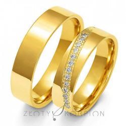 Snubní prsteny A-145