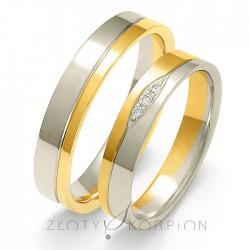 Snubní prsteny A-221