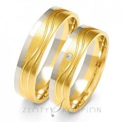 Snubní prsteny A-223