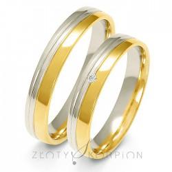 Snubní prsteny A-225