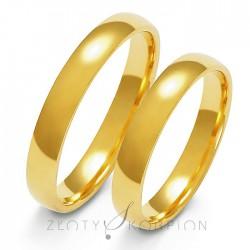 Snubní prsteny A-105