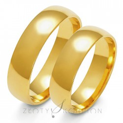 Snubní prsteny A-107