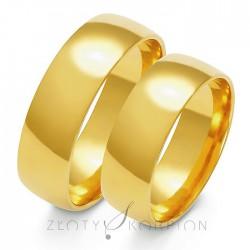 Snubní prsteny A-108