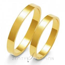 Snubní prsteny A-111