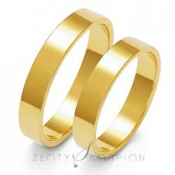 Snubní prsteny A-112
