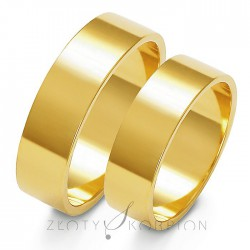 Snubní prsteny A-114
