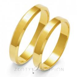 Snubní prsteny A-115