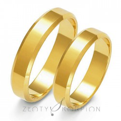 Snubní prsteny A-116