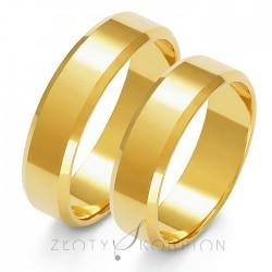 Snubní prsteny A-117