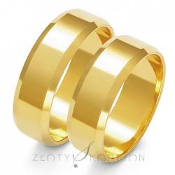 Snubní prsteny A-118