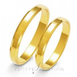 Snubní prsteny A-119