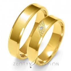 Snubní prsteny A-149