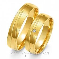 Snubní prsteny A-150