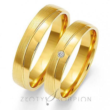 Snubní prsteny A-151