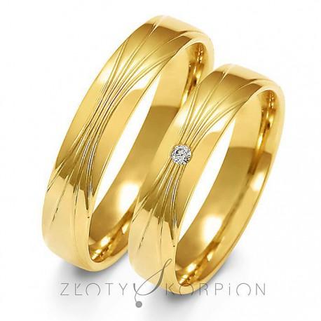 Snubní prsteny A-156