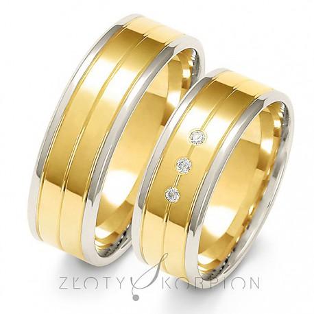 Snubní prsteny A-226